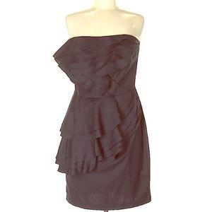 TAGS ON Aryn K. Little Black Dress